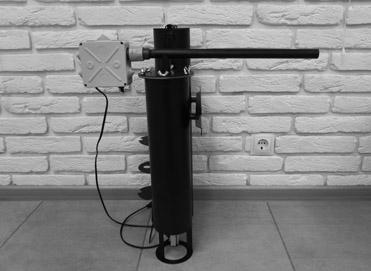 Дымогенератор для коптильни холодного / горячего копчения
